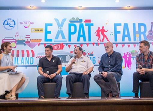 Expat Fair Thailand 2016 event