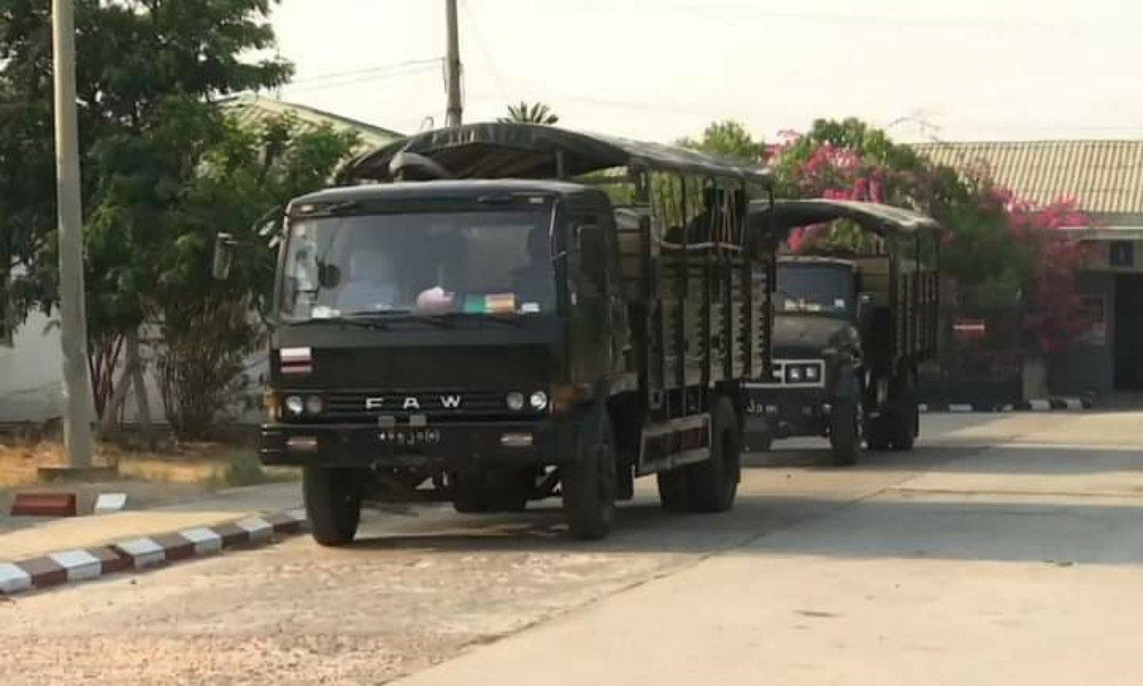 Forty Myanmar Junta Troop Deaths Reported After Clashes with Rebel Army and Local Militia