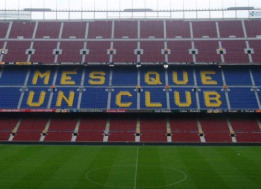 FC Barcelona Més que un club