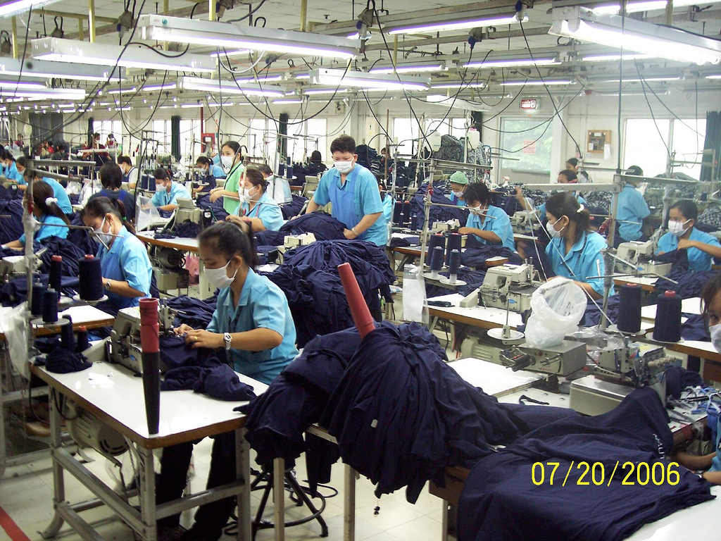 Factory in Thailand