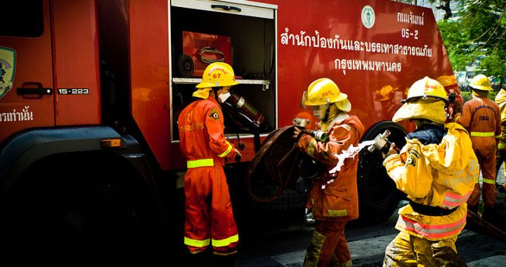 Fire ravages Hua Hin resort: all tourists, staff safe
