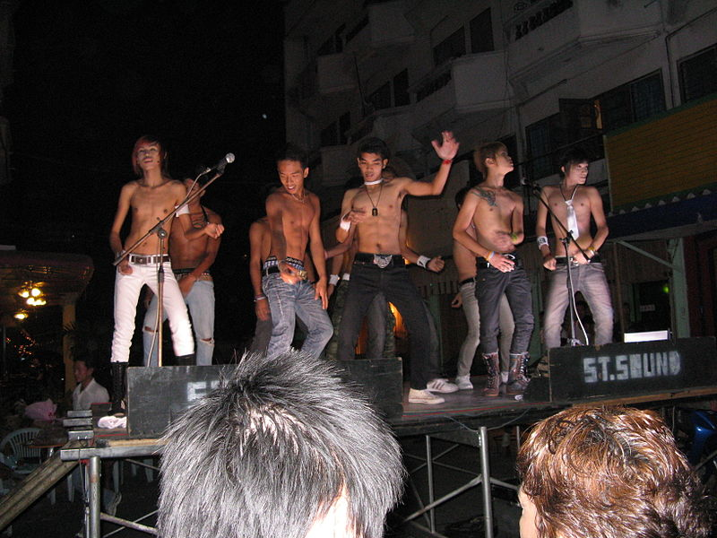 Valentine's Night Gay Party in Sunee Plaza