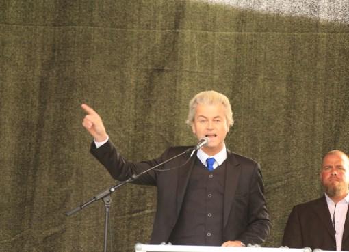 Dutch lawmaker and politician Geert Wilders