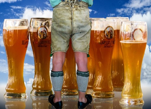 Oktoberfest festival held annually in Munich and Bavaria, Germany