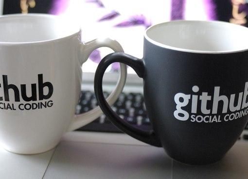 GitHub cups