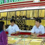 Gold Shop in Thailand