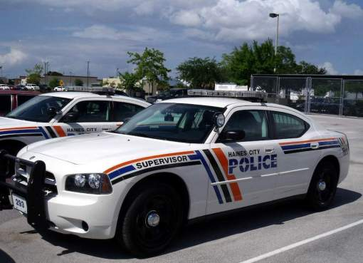 Haines City Police FL Dodge Charger