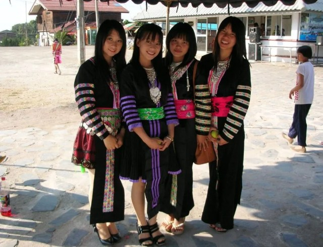 Lampang Hmong student wins hill tribe beauty gong