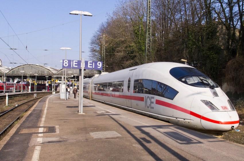 Cologne-Frankfurt Service in Germany Suspended After Train Fire – Deutsche Bahn