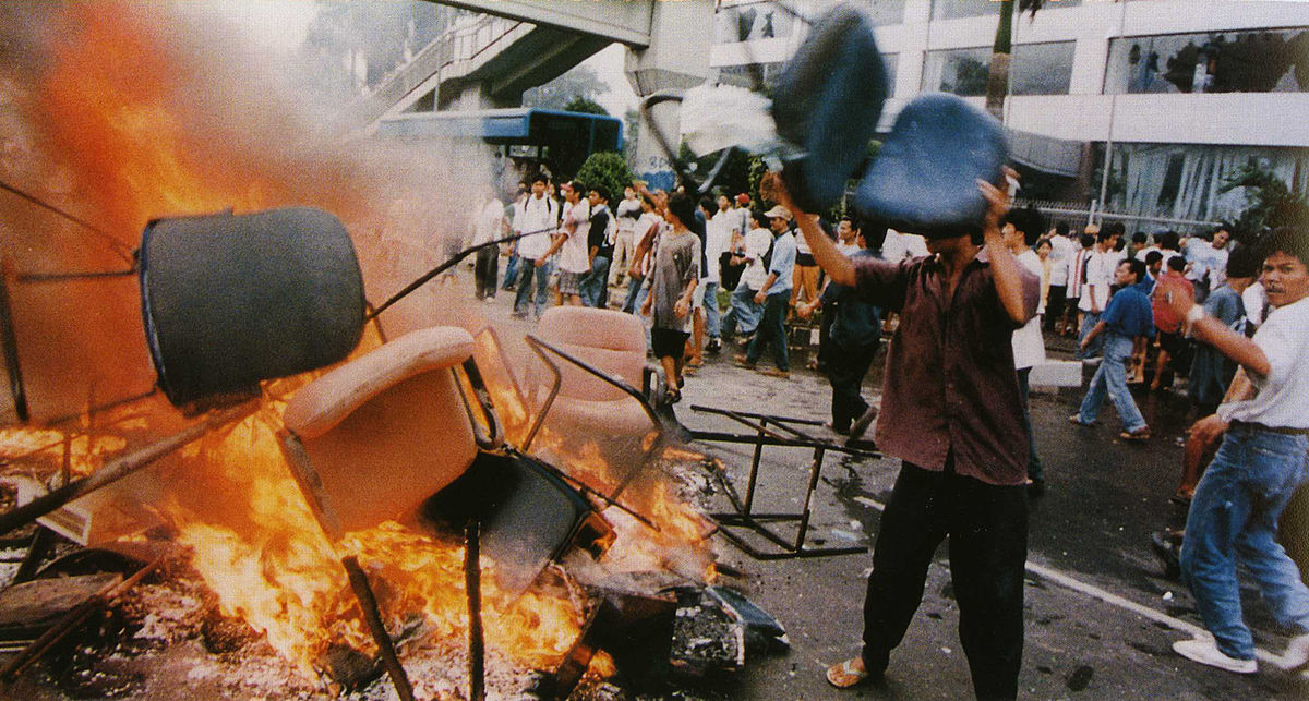 Violent Protests over Controversial Legislation Rock Indonesia