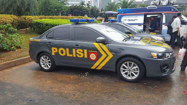 Indonesia: Police Foil Plot to Target Presidential Palace with Chemical Bombs