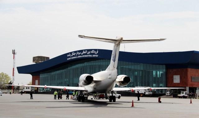 Flights Resume at Tehran's Airport after Heavy Snowfall