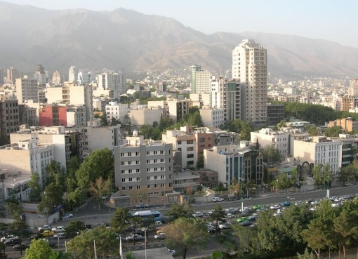 Tehran, the capital of Iran and Tehran Province