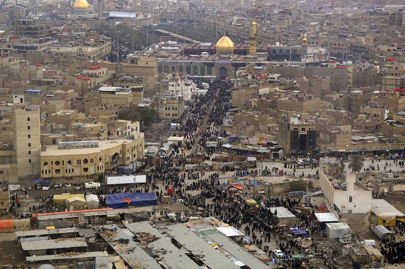 Karbala in Iraq