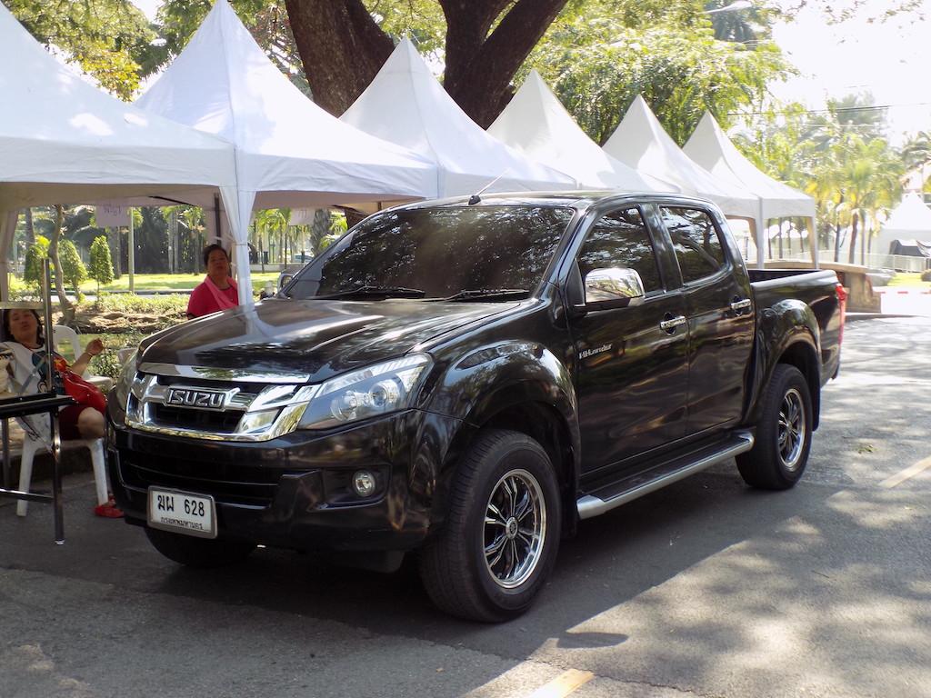 Isuzu Hi-Lander Pick-Up