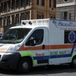 Fiat Ducato Ambulance Croce Amica Srl. in Rome