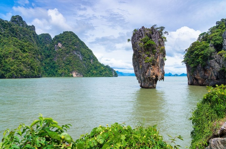 James Bond Island in Phang Nga