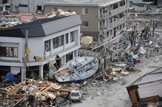 8.9 magnitude earthquake hits Japan, causes tsunami