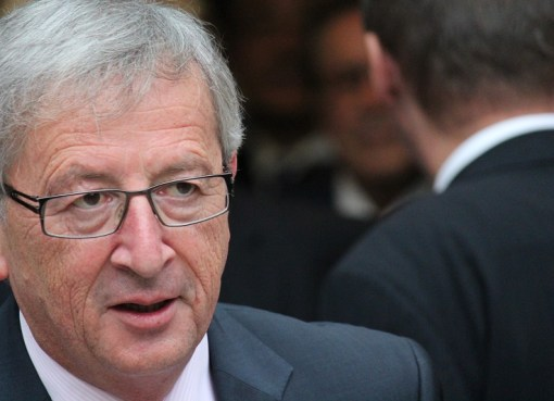 Jean-Claude Juncker, at a ceremony organised by the Taxpayers Association of Europe