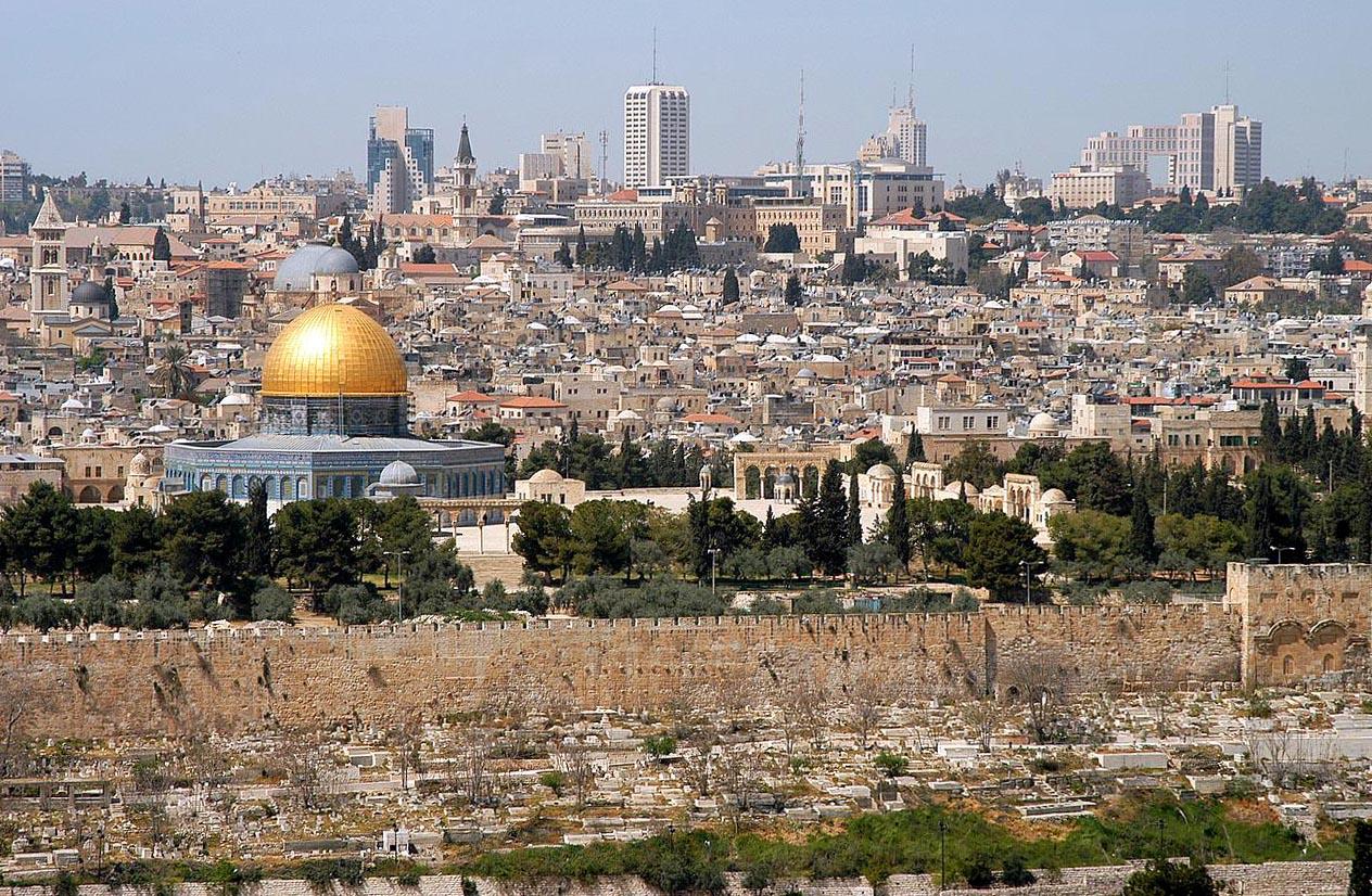 Australia now recognises West Jerusalem as Israeli capital