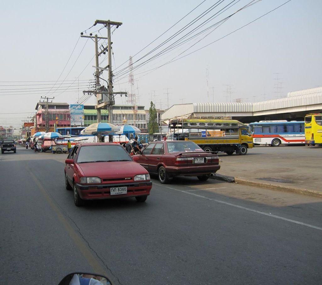 Kanchanaburi Bus Terminal