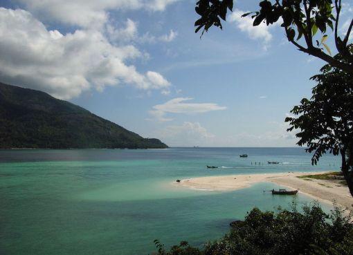 Koh Lipe beach in Satun