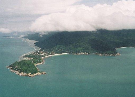 Koh Phangan island in Thailand