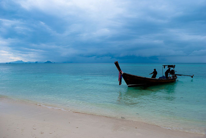 """Koh hae, also known as """"Coral Island"""" in Phuket"""