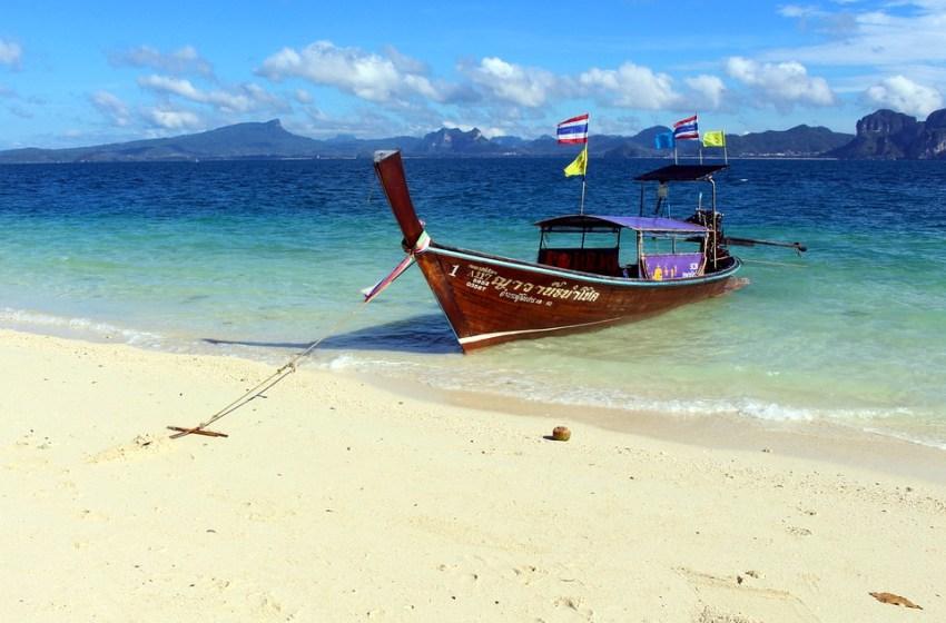 Koh Poda island in Krabi