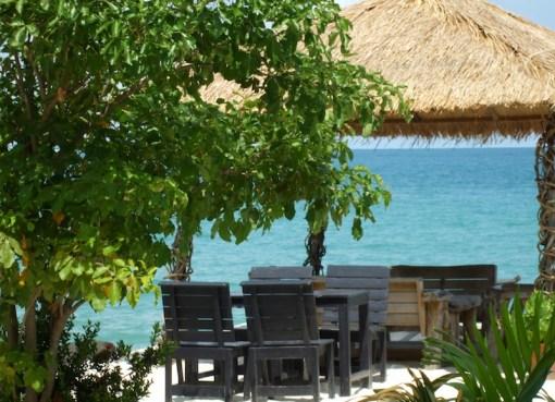 A beach resort in Koh Samet Island.Island