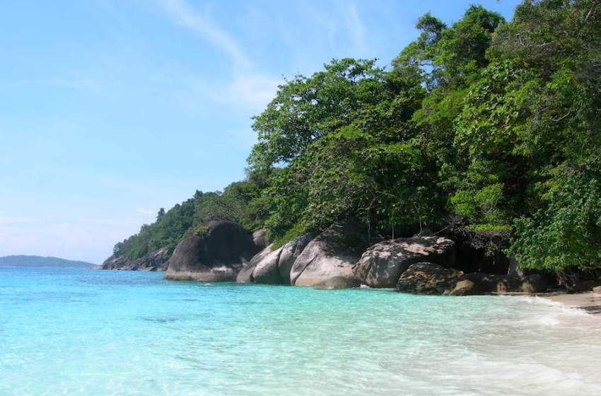 Similan and Surin Islands to be closed for 5 months