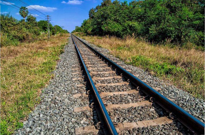 Korat-Buriram train railway