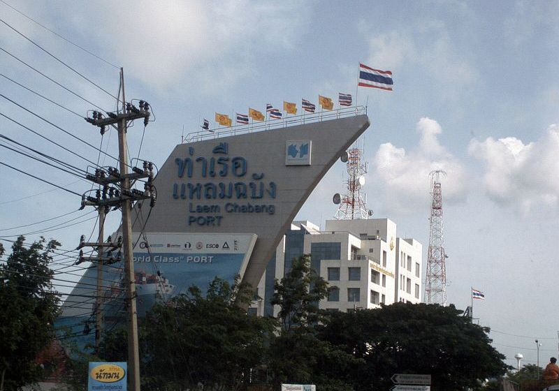 Port Authority of Thailand director quits post