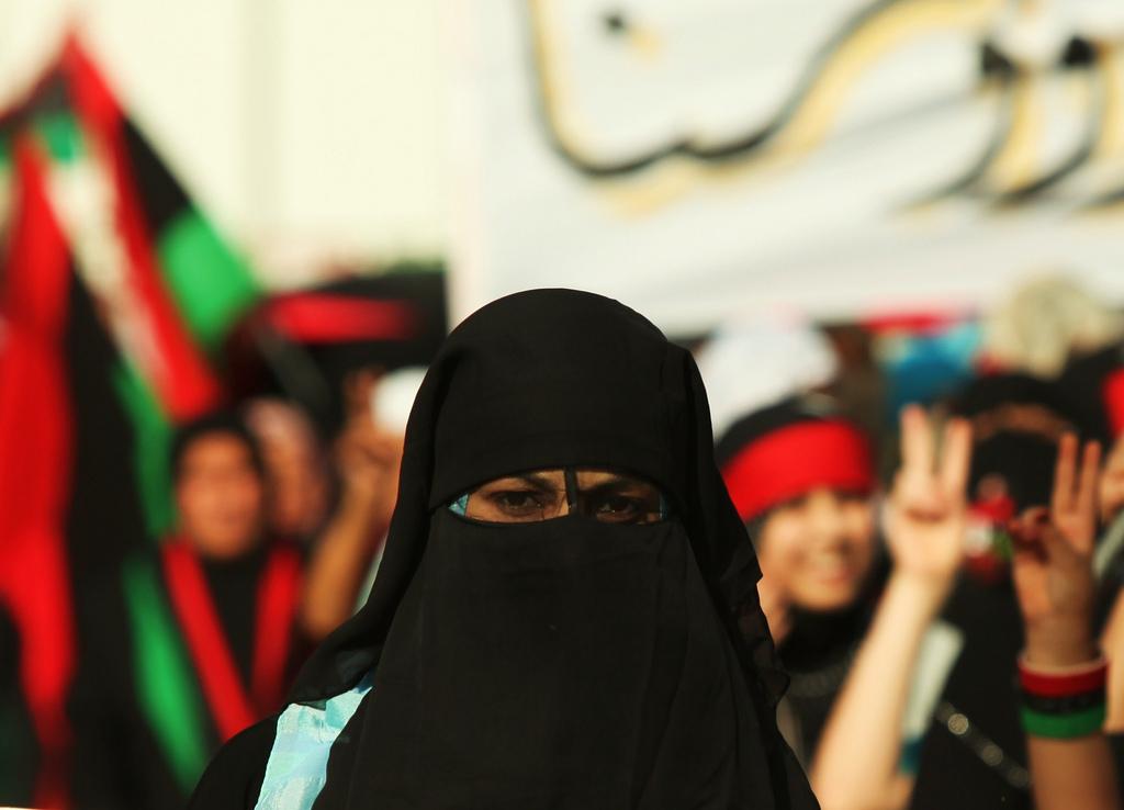 Burqa Ban in Denmark Could Forbid Fake Beards and Masks