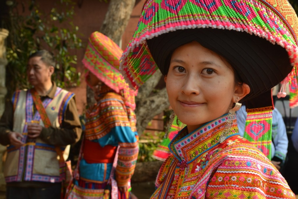 Lisu people in Chiang Mai