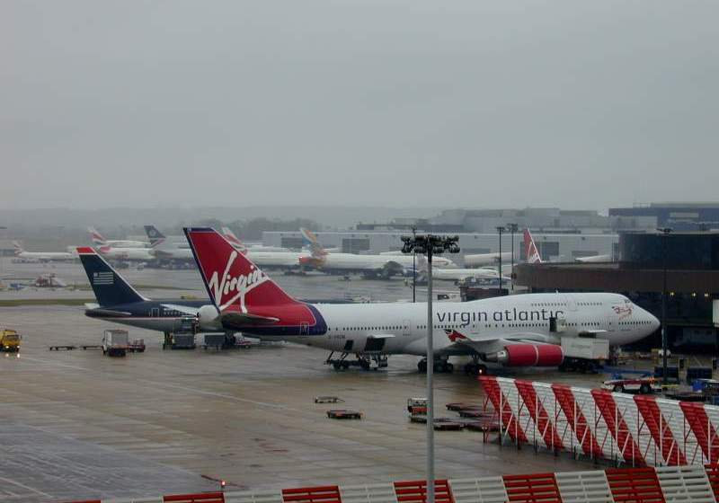 Swedish Woman Arrested at Gatwick Airport over 'Terror Offence'