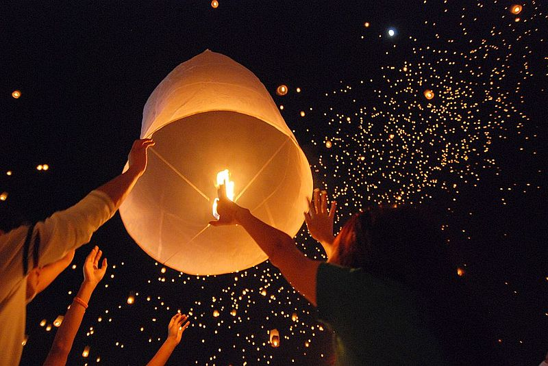 Police remind all of Loy Krathong Do's and Dont's