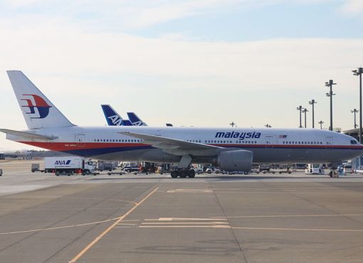 Malaysia Airlines B777-200ER (9M-MRG)