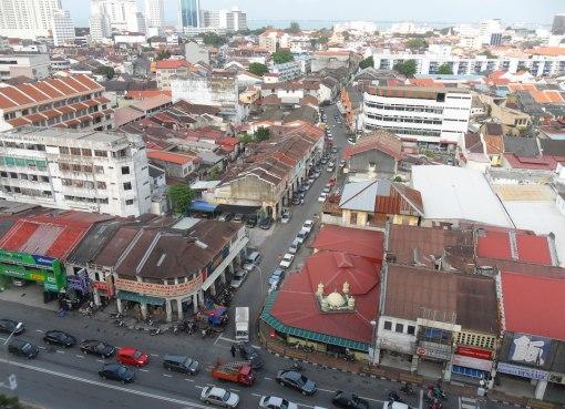 George Town in Malaysia