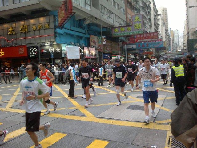 Mini-marathon run to raise fund to help drought-affected villagers