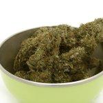 Thai food with cannabis introduced