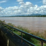 The Mekong River in Nakhon Phanom