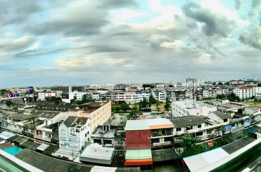 Min Buri District in Bangkok
