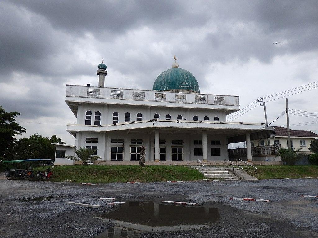 A mosque in Min Buri