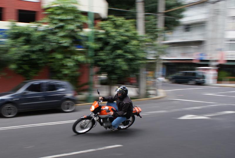 Speeding British biker kills Phuket local