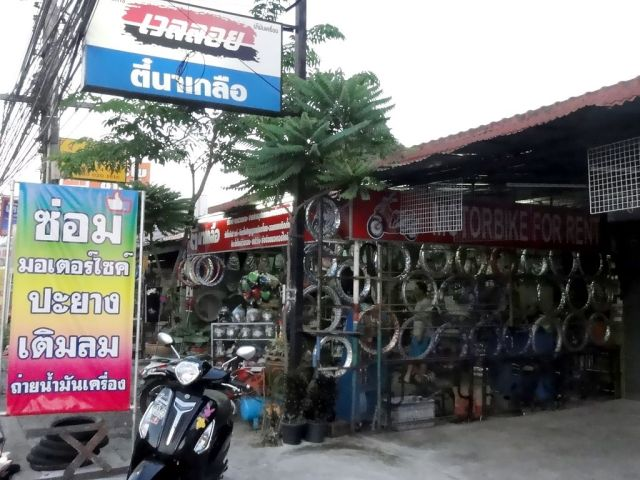 Motorcycle repair shop owner shot dead by thief