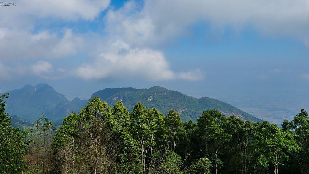 Mountains in Chiang Rai