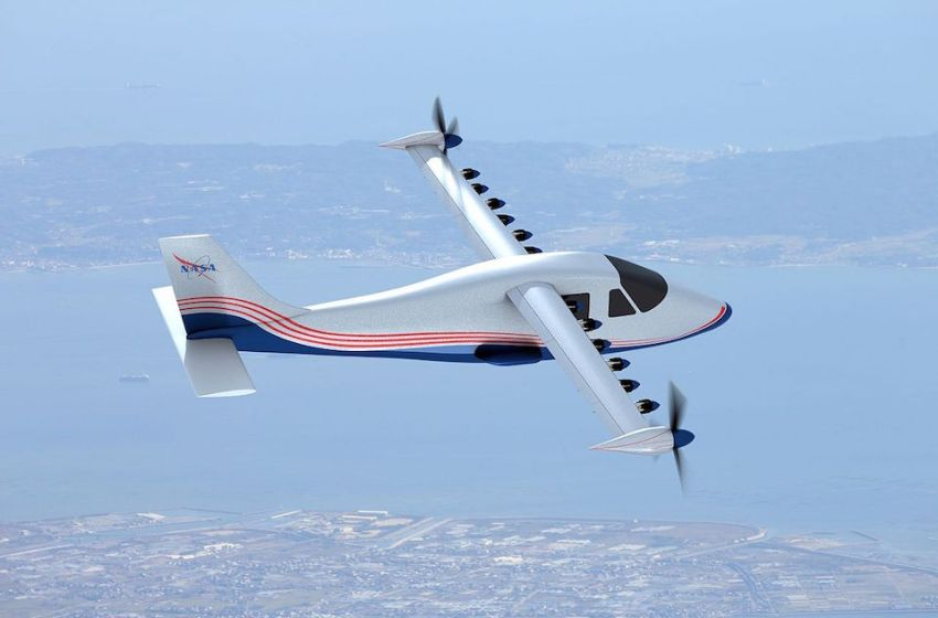 Meet 'Maxwell': NASA Presents New Electric Aeroplane