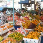 Na Klua market in Bang Lamung District, Pattaya, Chon Buri