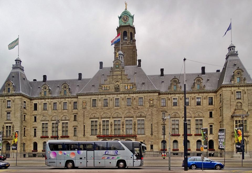 Rotterdam in Netherlands
